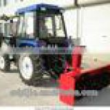 CE cetificated factory supply good quality 15hp two-stage snow thrower/snow blower with ce