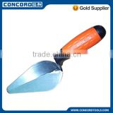 6'' Carbon Steel Blade Bricklaying Trowel with Plastic Handle, Brick Laying Tools