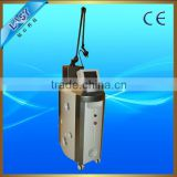 Mole Removal Fractional Laser Co2 Face 0.1-2.6mm Lifting Machine For Skin Rejuvenation Tumour Removal