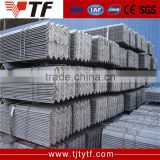 tianjin Painted or Galvanized Slotted hot dip 60 degree angle steel