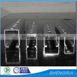 galvanized cold rolled c shaped steel structure steel supplier