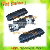 TAEPO Alibaba China supplier Horizontal type 12 core FOSC Fiber optic splice closure                                                                         Quality Choice