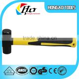 Round Head Hammer With Soft Handle Safty Hammer