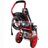 Hot/Cold Water Use Gasoline Power High Pressure Washer For Sale