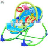 Enjoyable baby chair rocking chair/baby folding Chair with music and vibration