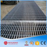 Serrated I type Steel grating,steel driveway grates grating,Galvanized steel grating price