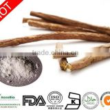 Good quality liquorice root extract powder /licorice extract glabridin, Licorice Extract
