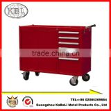 42'' Rolling Tool Trolley Box/Tool Cabinet Chest with 5 Drawers OEM/ODM (KBL-L41B)