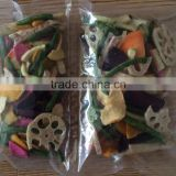 Supply VF Dried Mixed Vegetables Crispy in large quantity