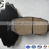 HIGH QUALITY BRAKE PADS D1258 Top Quality Low Dust Brake Pad Best ceramic high quality brake pad D1258 for car
