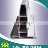 Good quality tilt and turn windows upvc profile with hardware