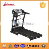Hot selling 2.5hp home use electric treadmill LJ-9506 New Product body building 2.5HP AC commercial treadmill