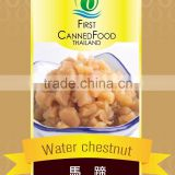 Canned Sweets - Water Chestnut