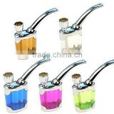 New Smoking Accessories Smoking Pipe Water Filter Smoke pipas Mini Hookah Shisha Narguile Hookah Nargile