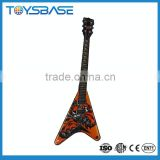 2015 Hot selling China Wholesale Cartoon Characters toy bass guitar