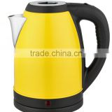 Baidu Factory Wholesale Boil-dry Overheart Protection Stainless Steel Electric Kettle For Home kitchen Appliance