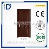 wood panel door design PVC wood door south indian front door designs