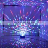 Talent CH-WTD CE RoHS disco effect light crystal led magic ball bulb for night club decor