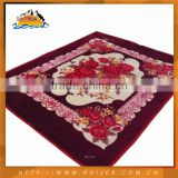 Top Quality New Design Wholesale Double Bed Blanket Double Layer