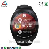 2015 Bluetooth 4.0 smart watch Uo smartwatch with IR remote control NFC for android and ios mobile phone