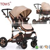 OEM Factory Good Fashion Fancy Baby Stroller Prams Carriage for High Landscape Kids Doll Buggy