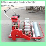6 Rows 7hp Motor Onion Seed Planter