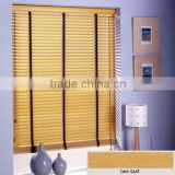 Ladder Tape Pattern Basswood Venetian Blinds