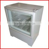 SD35L Showcase Freezer, Glass Door Vertical Freezer