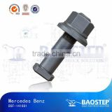 M20 Baostep Highest Level Simple Design BV Certified high strength wheel bolt for mercedes benz truck