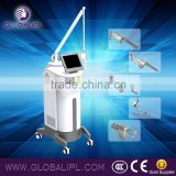 Eye Wrinkle / Bag Removal 3 In 1 CO2 Fractional Laser Machine Effective Scar Remover Cream Aesthetic Skin Resurfacing Equipment Ultra Pulse