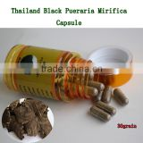 Thailand Black Pueraria Mirifica Capsule Herbal Extracts of Man enhancement