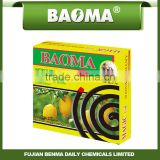 BAOMA CITRON BLACK MOSQUITO REPELLENT INCENSE