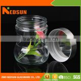 Factory price 140ml Export products list glass mini jam jars bulk buy from china