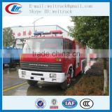 custom made 6cbm 4X2 china water fire truck for hot sale