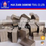 Diamond tools/diamond segment for cutting Indian red/Indian market