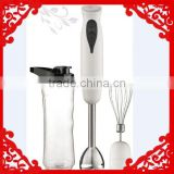 kitchen living ribbon mixer blender disposable plastic blender bottle