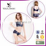 China Fancy Design Elegant Comfortable Push Up Sexy Bra Panty Set