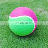 "Large size tennis ball 7""tennis ball"