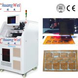 PCB (printed circuit board) Depaneling using UV Laser,CWVC-6
