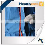SF coverall with hood and elastic wrist