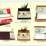 Gifts business hardcover Desk calendar for 2015