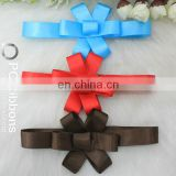 Good quality packing ribbon bow tied for gift packing
