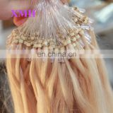 Wholesale Remy Hight Grade Hair loop and lock hair extensions