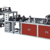 ZW-FL600 Non-woven zipper bag making machine