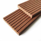 Sunshien WPC decking floor decking flooring exporting to world