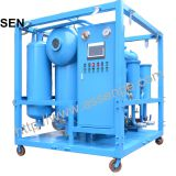Mobile type Dielectric Insulating Oil Purification System,Transformer Oil Purification Plant