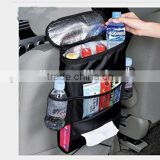 Car Seat Organizer/Auto Seat Back Organizer/Multi-Pocket Travel Storage Bag/Insulated Car Seat Back Drinks Holder Cooler /Storag                                                                         Quality Choice