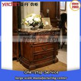 Ancestral 3 drawers bedside cupboard home bedroom table night handmade carving