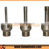 CNC Stone diamond tools Drilling for stone G1/2 Drilling Bits