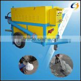 Reliable manufacturer foam concrete grout machine for construction material